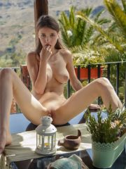 casting couch nude Mila Azul
