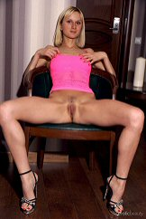 Breathtaking Blonde Babe Pics Stunning Striptease Watch Milina