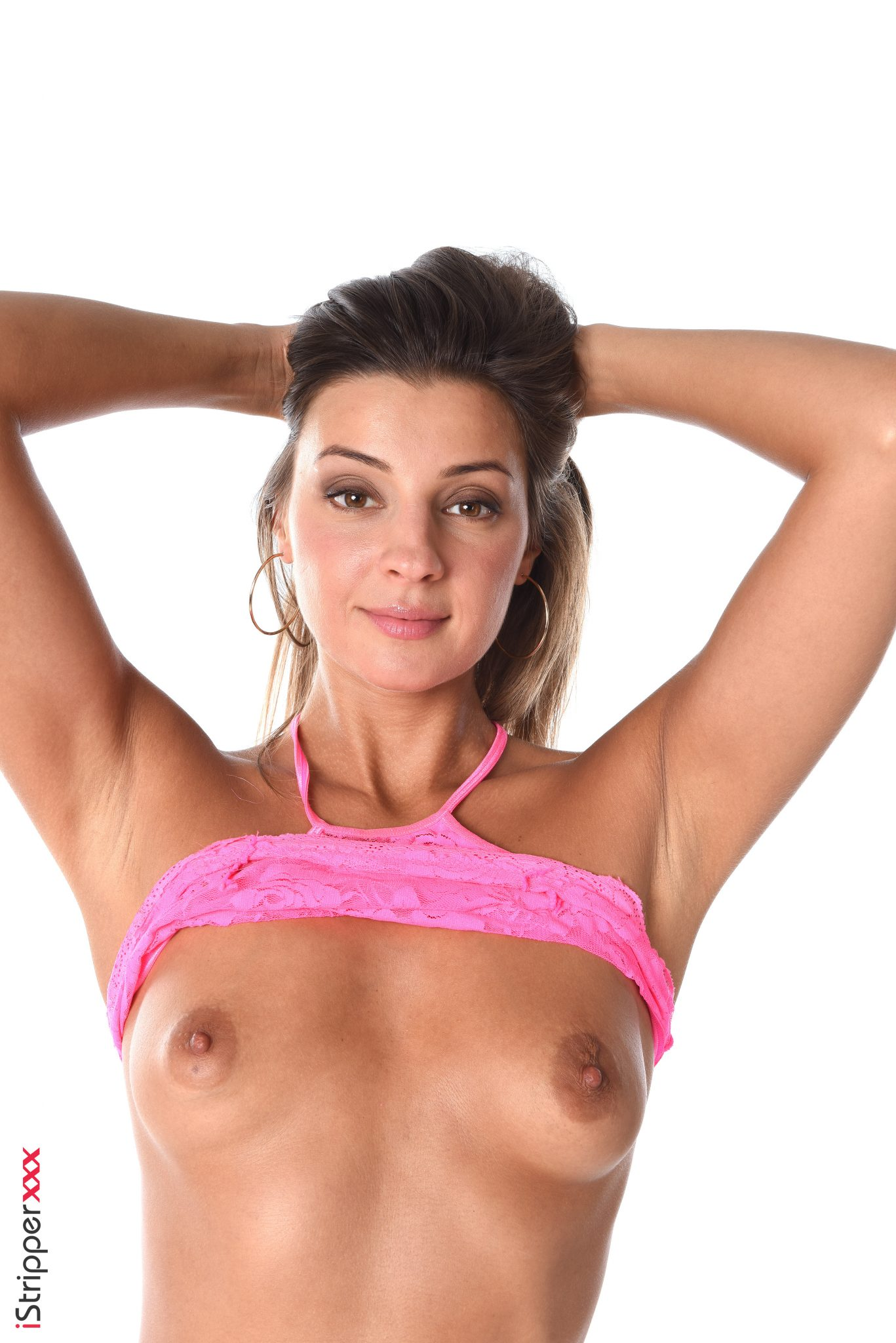 Nice Slim White Teen Solo Striptease Naked Watch Melena Maria Rya (2)