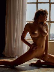 Skye Blue gorgeous naked blonde
