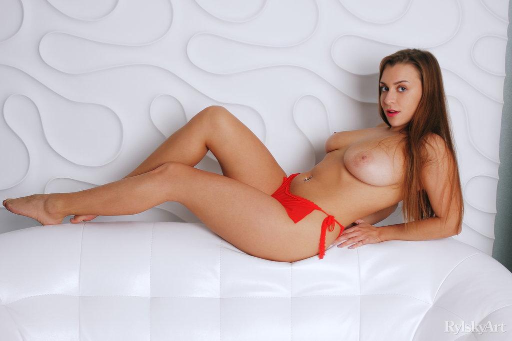 Sexy Ukrainian Busty Strip Hot Babe Teasing Watch Josephine Jackson 2