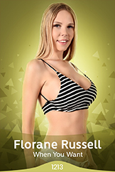 Adult Model Strip Tease Photo Set Watch Florane Russell