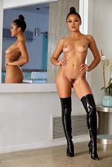 Really Hot Striptease Watch Lusty Solo Babe Kendra Spade