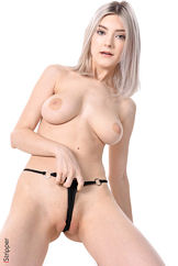 Sexiest Striptease Ever Watch Busty Slut Eva Elfie Naked